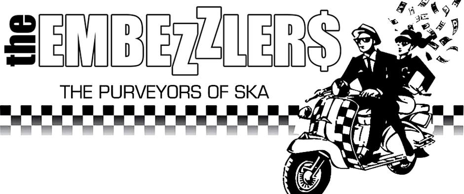 The Embezzlers - Purveyors of Ska