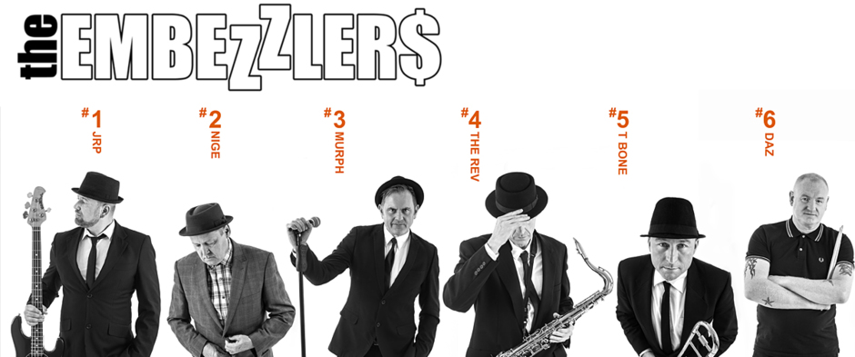The Embezzlers Contact Us